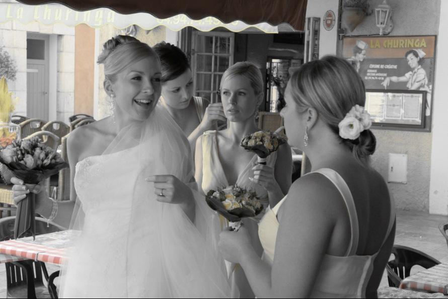 Photographie mariage Provence