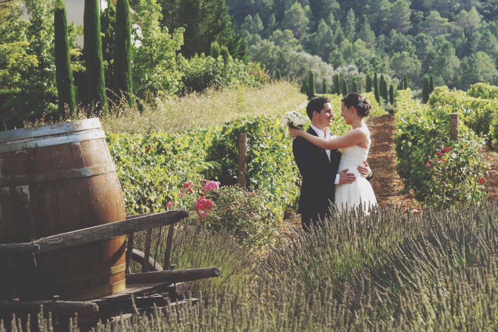 Mariages Provence